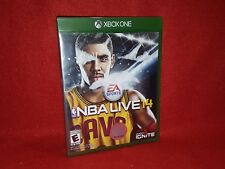 EA Sports -- NBA Live 14 (Microsoft Xbox One, 2013)