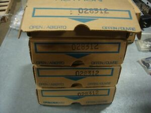(Lot of 4) Comair Rotron  028312 220/230 50/60 HZ open box new pictured