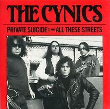 "CYNICS 'Private Suicide' 7"" NEW RARE fuzztones psych garage nuggets"