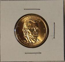 James Knox Polk 2009 D Presidential Dollar Coin Uncirculated Denver BU