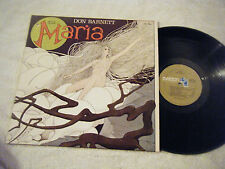 DON BARNETT They Call The Wind Maria 1976 Ovation 1725 Nude Cover Twangy Guitar