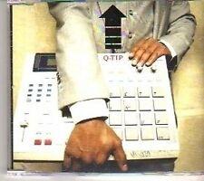 (CT533) Q-Tip, Gettin' Up - 2008 DJ CD