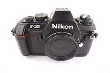 Nikon F301 SLR Film Camera Body