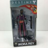 "McFarlane Toys Destiny IKORA REY Vanguard Mentor 7""  Female Woman Action Figure"