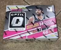 2019-20 Optic Donruss NBA Basketball Mega Box Factory Sealed Target *SHIPS FAST*