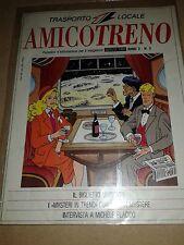 MARTIN MYSTERE-FASCICOLO AMICO TRENO CON MARTIN MYSTERE IN COPERTINA