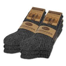 6/pares de calcetines calcetines Noruego sin goma diab/éticos lana sin goma el/ástica Suela de felpa