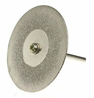 50mm Diamond Coated Mini Cutting Disc Wheel Hobby Drill