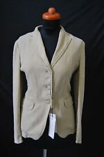 BESUSSAN Milano Blazer JACKE 100% LEINEN Jacket Gr. 36 SCHÖN 299,-  D-1225