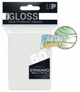 Pokémon Magic 50 Protèges Cartes/Sleeves STANDARD Transparent / Clear Ultra PRO