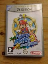 Nintendo Gamecube - Super Mario Sunshine complete with manual VGC Players Choice