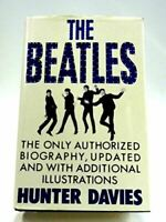 The Beatles, The Only Authorised Biography [Hardcover] Davies, Hunter