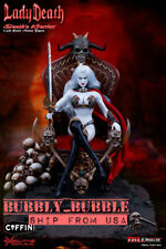 TBLeague 1/6 Lady Death Death's Warrior Figure PL2017-104A Base & Throne Set USA