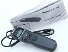 Timer Remote Control Shutter Release Nikon D90 600 3200 5100 5200 7100 374654
