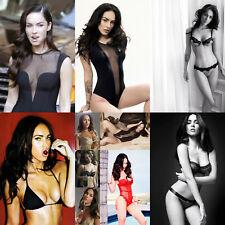 Megan Fox - Pack of 5 Prints - 6x4 8x12 A4 - Choice of 55 Hot Sexy Photos