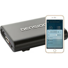 DENSION DAB+A Universal DAB Digitalradio FM-Transmitter Modul Adapter Auto KFZ