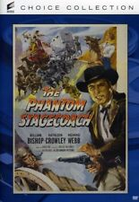 The Phantom Stagecoach [New DVD] Manufactured On Demand, Black & White