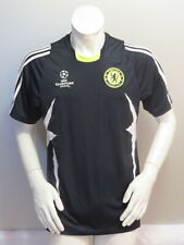 Chelease Champions League Training Jersey -  Adidas Black Colorway - Men's Large