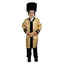 Kids Jewish Grand Rabbi Robe Costume By Dress up America