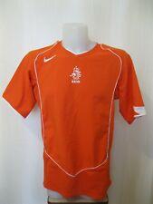 Netherlands 2004/2006 home Sz L Nike Nederland KNVB Holland shirt jersey maillot