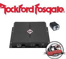Rockford Fosgate RFPEQU High/Low Adapter mit Bass Fernbedienung