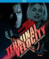 Terminal Velocity [New Blu-ray] Special Ed