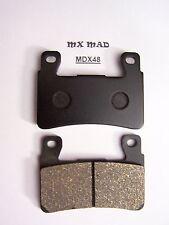 Harley Davidson XR1200   2008 - 2010 FRONT brake pads MDX48