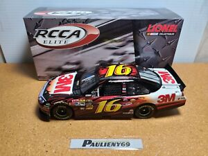 2011 Greg Biffle #16 3M Roush-Fenway Racing Ford 1:24 NASCARRCCA Elite MIB