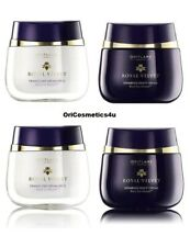 2x Oriflame Royal Velvet Day & Night Creams