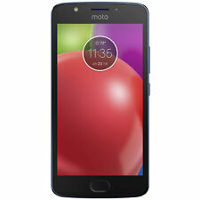 Motorola Moto E (4th Gen.) Xt1764 16Gb Unlocked Gsm Lte Android Phone - Blue