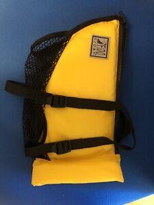 "Dog Life Vest ""Fido Float""  Size XS Safety Jacket Pool Pet Preserver New No Tags"