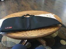 X Skateboard Carrying Case Black New!