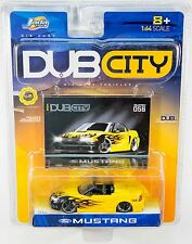 Jada Toys 02 Tuner Mustang GT Convertible DieCast 1/64