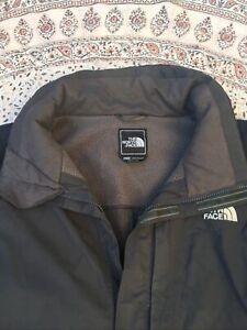 THE NORTH FACE - Black-Grey - Hyvent - Jacket - XXL