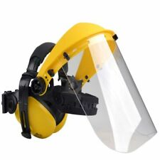 Freischneider Gesichts- und Gehörschutzkombi mit Polycarbonatvisier OREGON