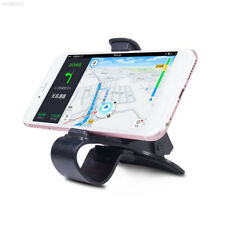6548 Facility GPS Mount Holder Stand Car Interior Cell Phone Gadget Black