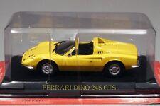 Ferrari Dino 246 GTS Spider 1:43 boxed