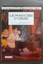BD du coté de chez poje n°18 le magicien d'orge EO 2007 TBE carpentier RARE