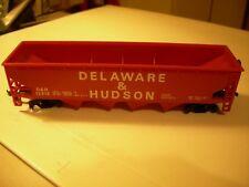 Vintage Ho Scale Bachmann Delaware & Hudson 12312 Hopper