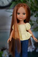 platinum hair Eva 35 sm Details about  /Berjuan doll