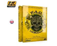 F.A.Q. Dioramas, Step by Step Guide by the Master Modeler, A Book by AK