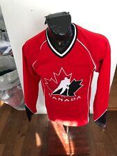 MENS Small Hockey Jersey Team Canada