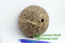 RARE 1 Eye Coconut Shell Amulet 100% Real from Natural Black Magic Thai