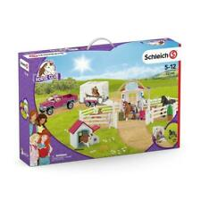 More details for schleich trip to the horse paddock playset 72148