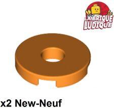 orange 4262663 4541710 30070 LEGO® 9x Fliese 1 x 2 transp
