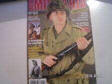 *** Militaria Magazine N°165 Blitzmädel / Les tirailleurs sénégalais