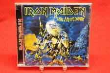 IRON MAIDEN Live After Death (CD, 1995, Castle Records) 107-2