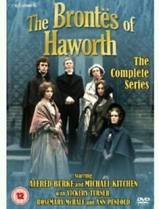 The Brontes Of Haworth: The Complete Series Dvd Brand New & Factory Sealed