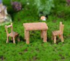 Miniature Fairy Garden Ornament Figurines Decor Pot Craft Accessories Dollhouse