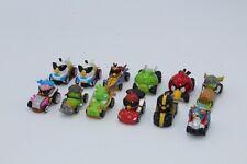 Angry Birds Rovio Mini Cars Vehicles Lot of 12